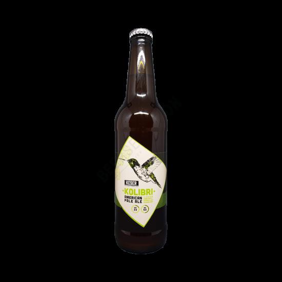 Kecskeméti Sörmesterek - Kolibri American Pale Ale 0,5L