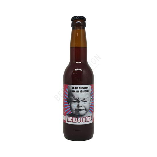 Krois Brewery x Hajnali Sörfőzők Acid Stroke 0,33L