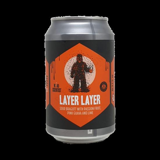 Mead Scientist x Dry&Bitter Layer Layer 0,33L