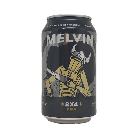 Melvin Brewing 2X4 CAN 0,355L