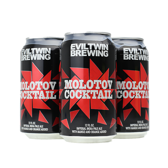 Evil Twin Brewing - Molotov Coctail Imperial IPA 0.355L can