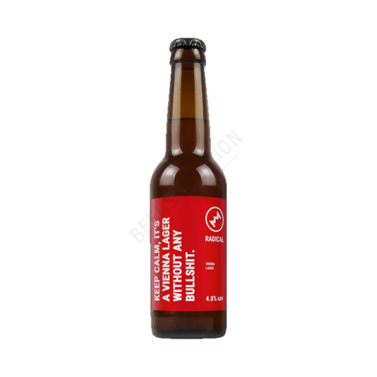 Monyo Keep Calm It's A Vienna Lager 0,33L
