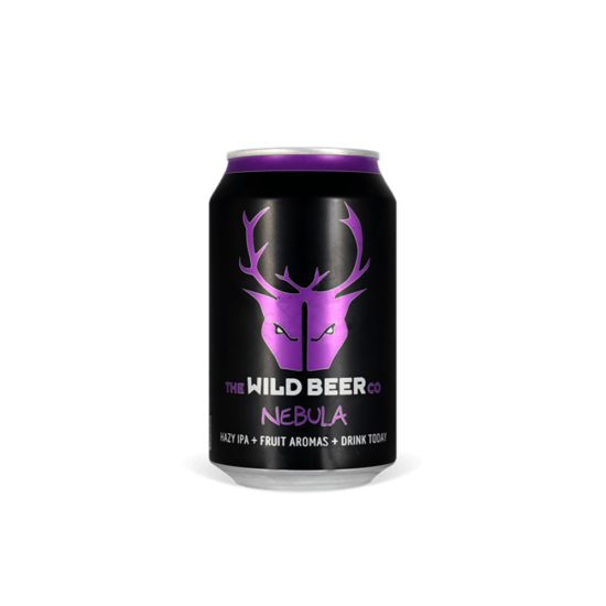 The Wild Beer Co. Nebula 0,33L