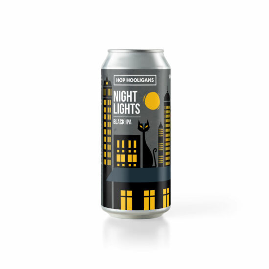 Hop Hooligans Night Lights 0,5L