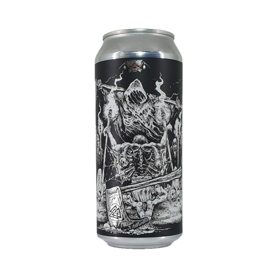 Nightmare Brewing Company Blood Eagle 0,473L