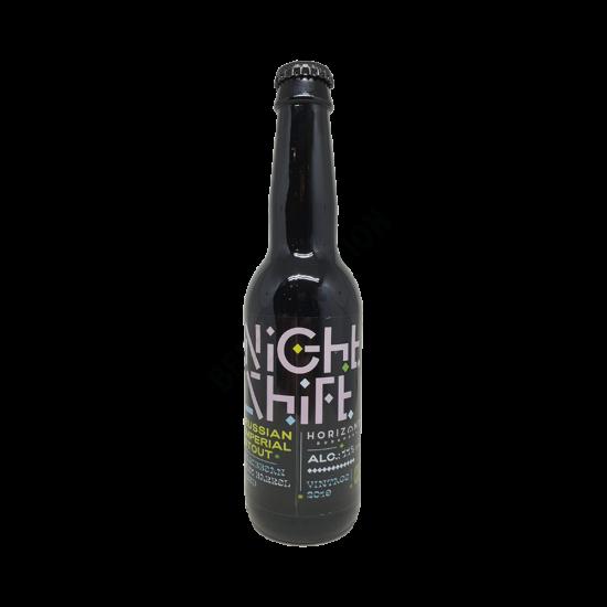 Horizont Night Shift 2019 Caribbean Rum BA 0,33L