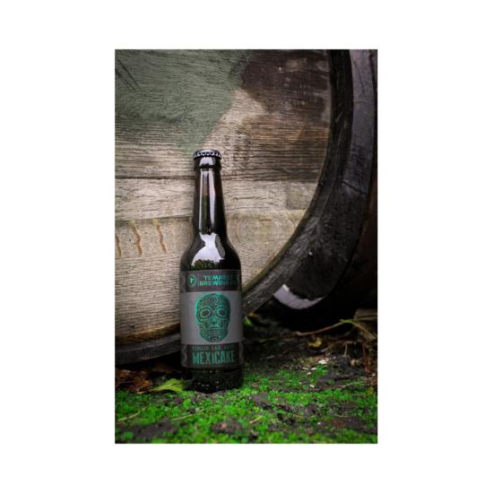Tempest - Virgin Oak Barrel Aged Mexicake 0.33l