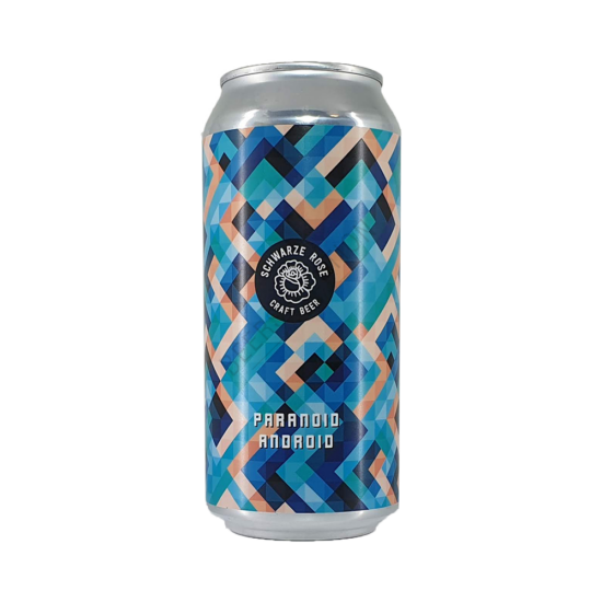 Schwarze Rose Paranoid Android 0,44L