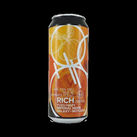 Nepomucen Rich Yuzu 0,5L