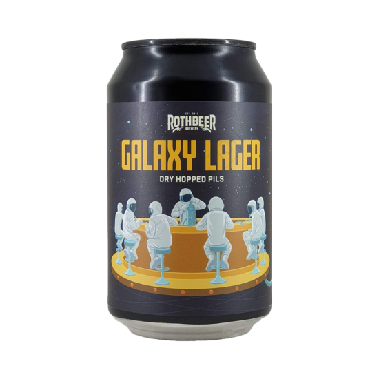 Rothbeer Galaxy Lager 0,5L
