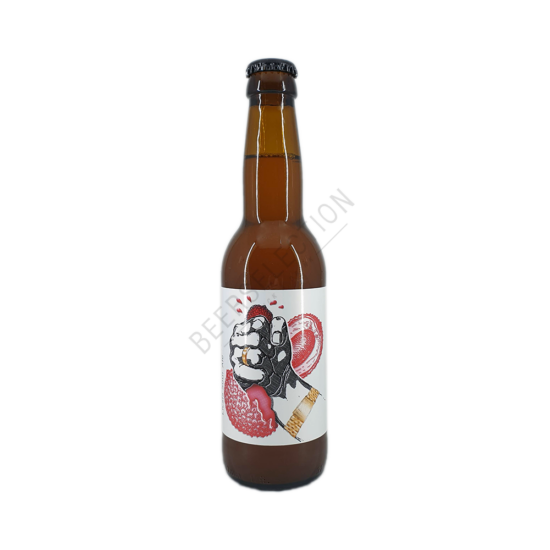 Krois Brewery x Sima Lychee Rich 0,33L