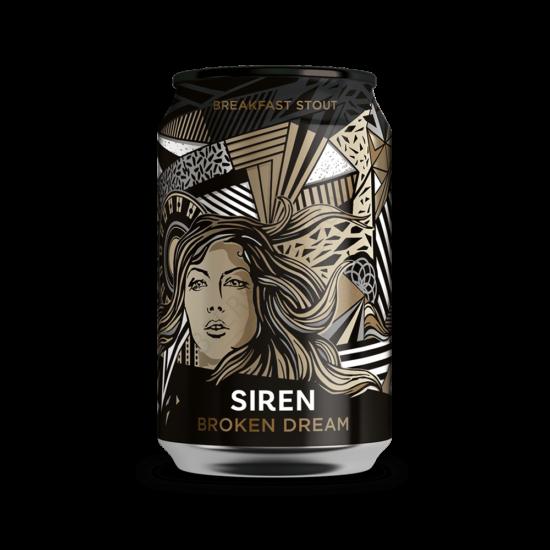 Siren Broken Dream 0,33L CAN