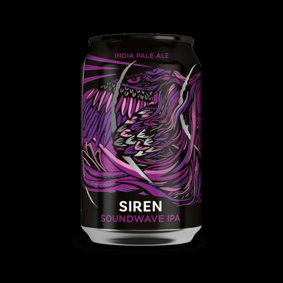Siren Soundwave 0,33L CAN