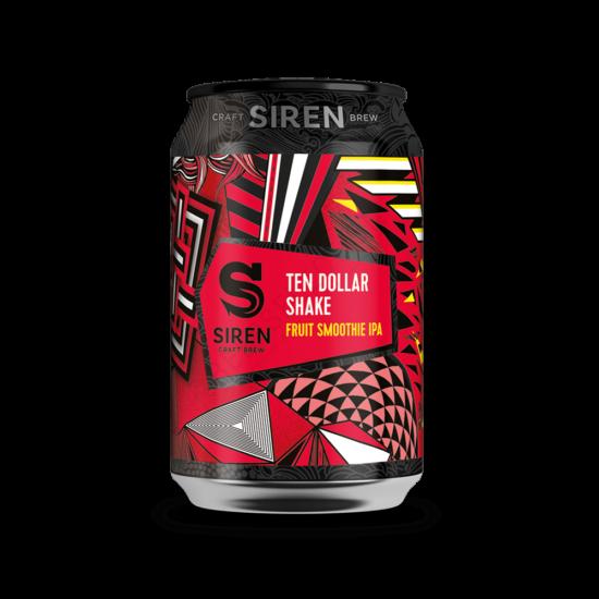Siren Ten Dollar Shake 0,33L CAN