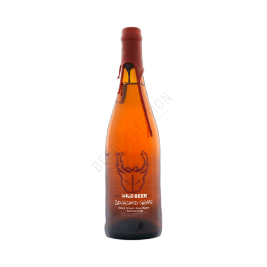 The Wild Beer Co. Squashed Grape 0,75L
