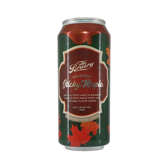 The Bruery Vermont Sticky Maple 0,473L