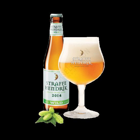 Straffe Hendrik - Wild Tripel 0.33l
