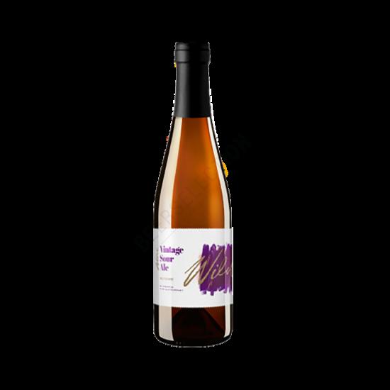 Stu Mostow WILD1 Vintage Sour Ale Blackcurrant Blend 2019 0,5L