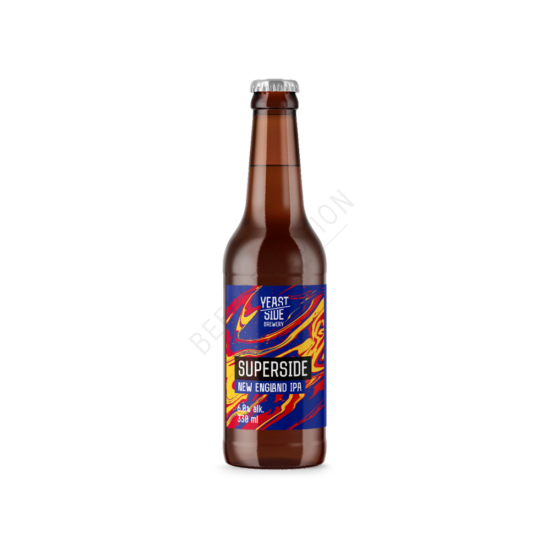 Yeast Side - Superside New England IPA 0,33L