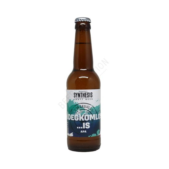 Synthesis Hidegkomlós Ale 0,33L