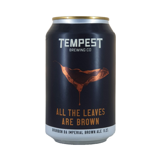 Tempest All The Leaves Are Brown BA 0,33L Can
