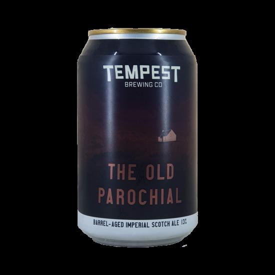 Tempest Old Parochial Barrel-Aged Scotch Ale Can 0,33L
