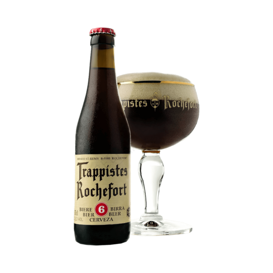 Trappistes Rochefort 6 0,33L