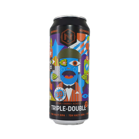 Nepomucen Triple-Double '21 0,5L