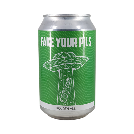 Ugar Brewery Fake You Pils 0,33L Can