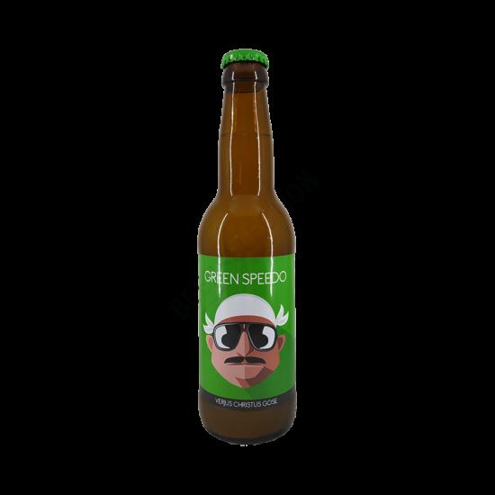 Ugar Brewery Green Speedo 0,33L