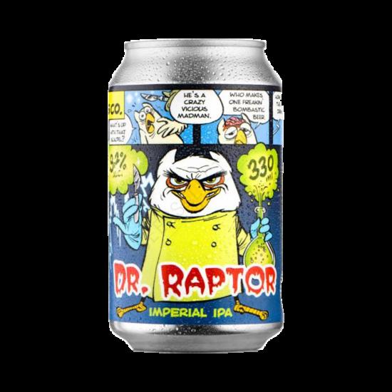 Het Uiltje Dr Raptor 0,33L
