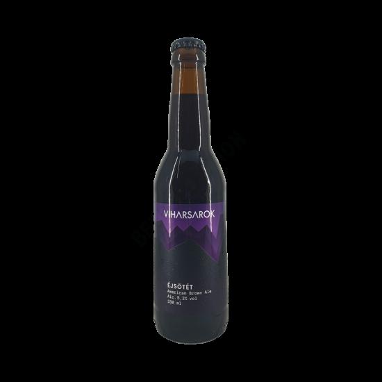 Viharsarok Éjstötét American Brown Ale 0,33L