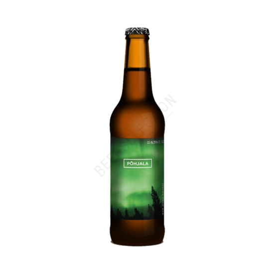 Pöhjala - Virmalized IPA 0.33l