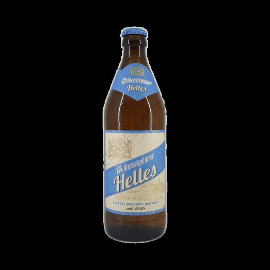 Weihenstephaner Helles 0,5L