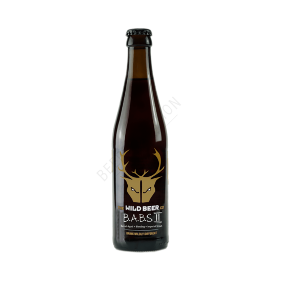 The Wild Beer Co. B.A.B.S II 0,33L