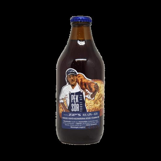 Zip's Pék sör 0,33L