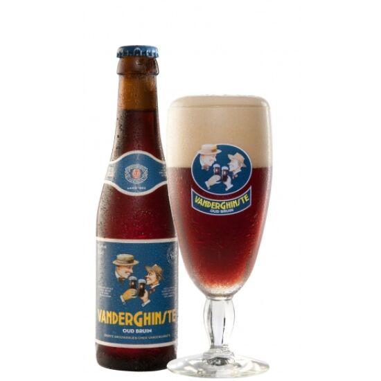 Vander Ghinste Oud Bruin 0,33L