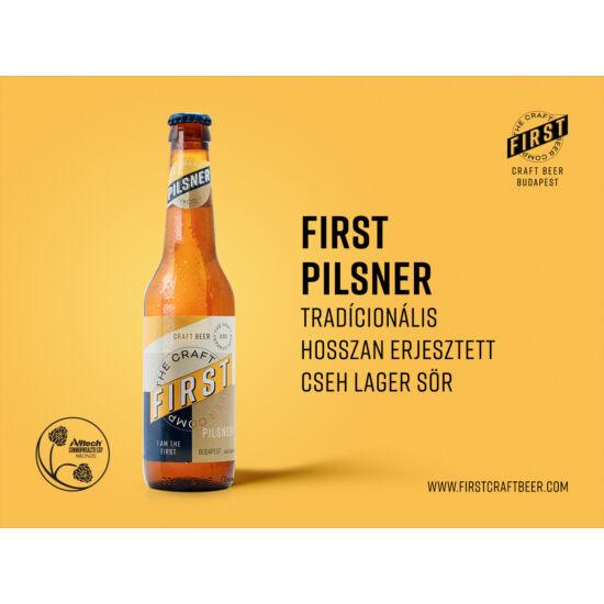 First Pilsner 0,33L