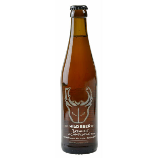 The Wild Beer Co. - Breakfast of Champignons 2018 0,33L