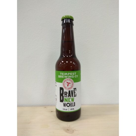 Tempest Brave New World IPA 0,33L