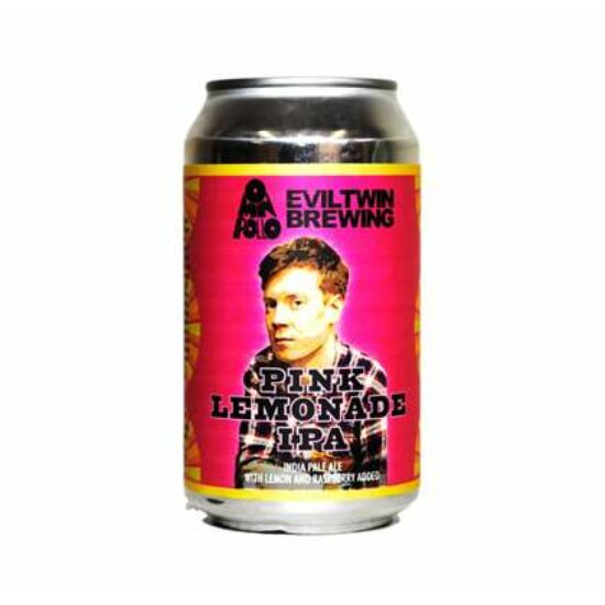 Omnipollo / Evil Twin Brewing - Pink Lemonade IPA 0.355L can