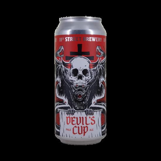 18th Street Devil's Cup 0,473L Can