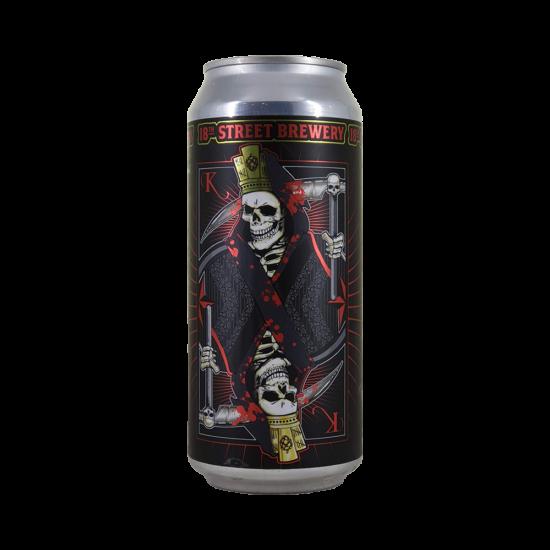 18th Street King Reaper 0,473L Can