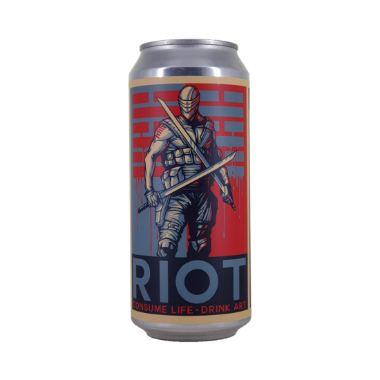 Adroit Theory RIOT 0,473L Can