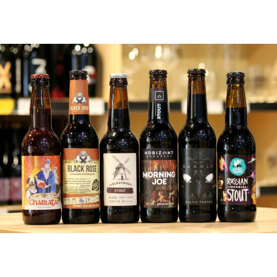 Barna Sörcsomag LEVEL1 (6 db sör)