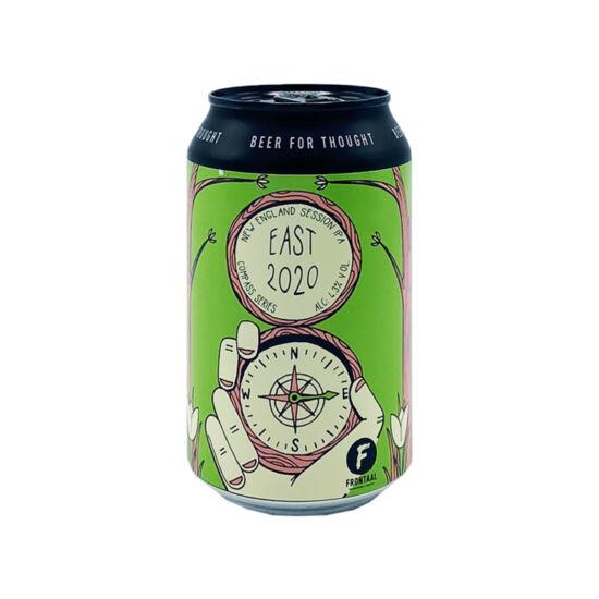 Brouwerij Frontaal East 2020 0,33L