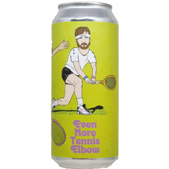 Evil Twin/Hoof Hearted Even More Tennis Elbow 0,473L