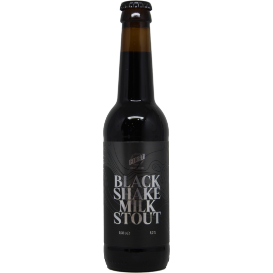 First Black Shake Milk Stout 0,33L
