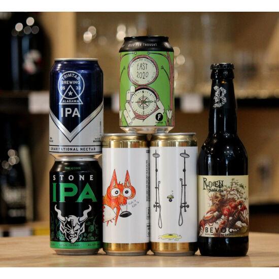 IPA Sörcsomag LEVEL2 (6 db sör)