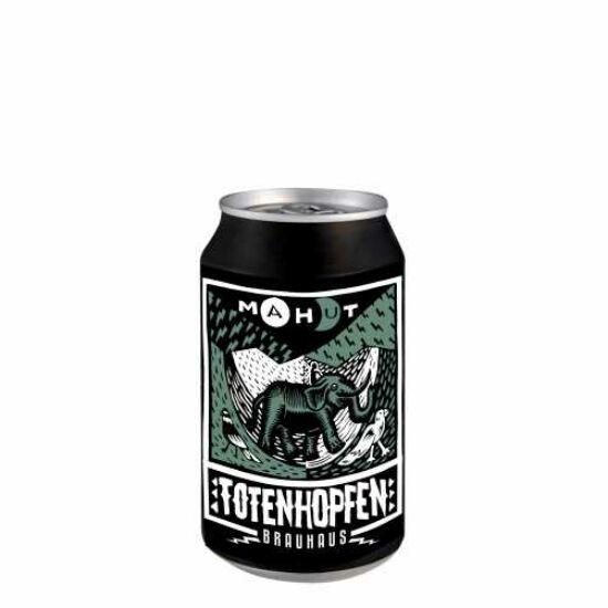 Totenhopfen Mahut Red Ale 0,33L
